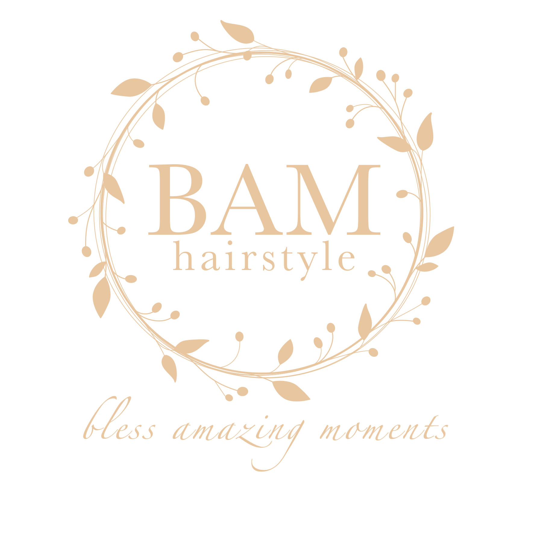 BAM hairstyle